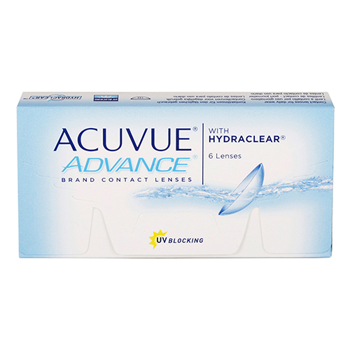 lentile acuvue advance 6 buc