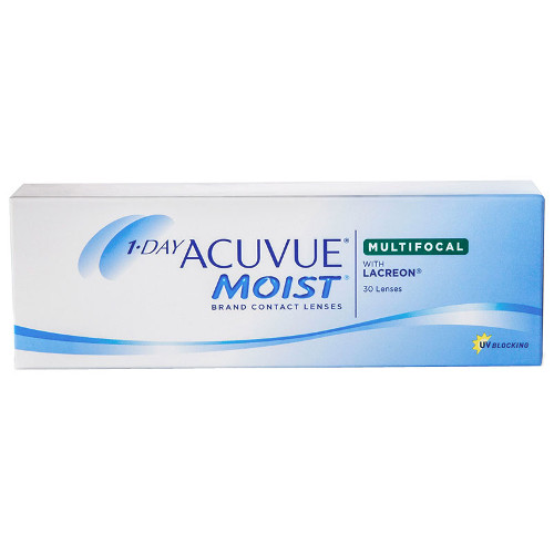 lentile Acuvue 1-Day Moist Multifocal 30 buc