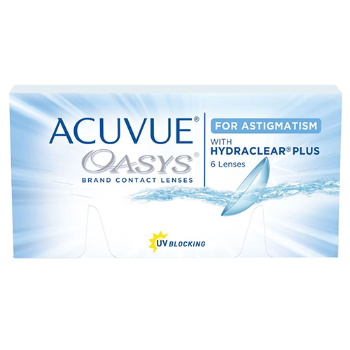 lentile acuvue oasys for astigmatism 6 buc