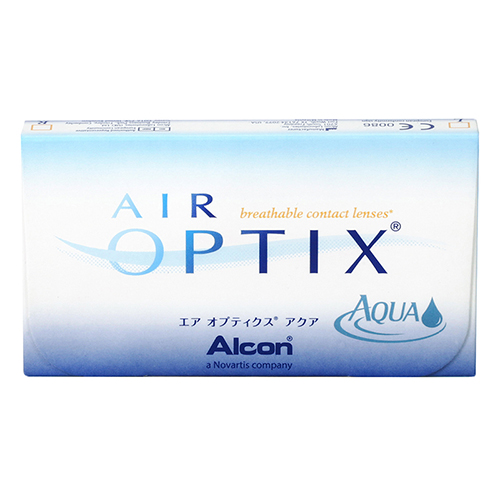 lentile Air Optix Aqua 6 buc