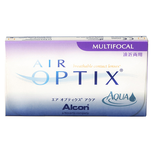lentile air optix aqua multifocal 3 buc