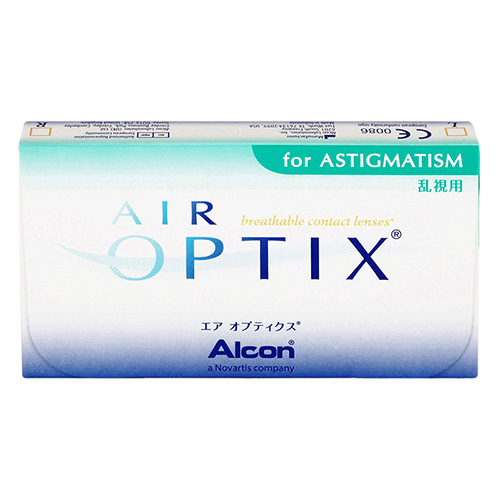 lentile air optix for astigmatism 6 buc