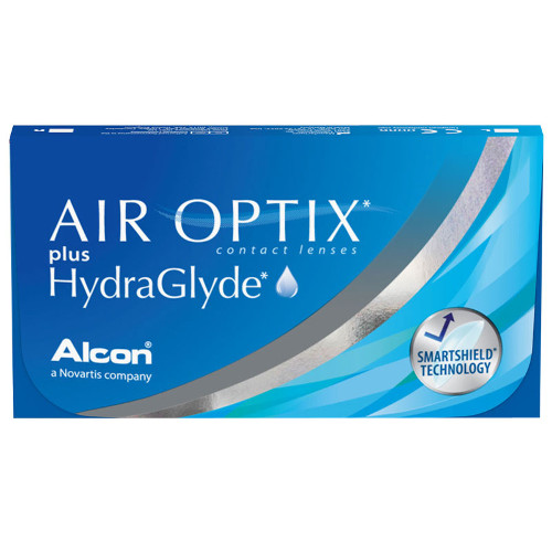 lentile air optix hydraglyde 6 buc