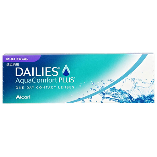 lentile Dailies AquaComfort Plus Multifocal 30 buc