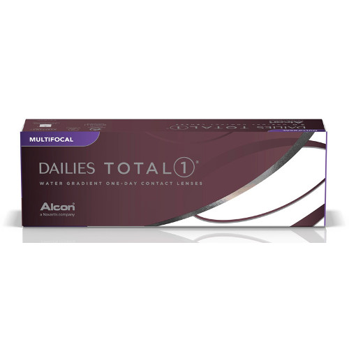 lentile dailies total 1 multifocal - 30 buc